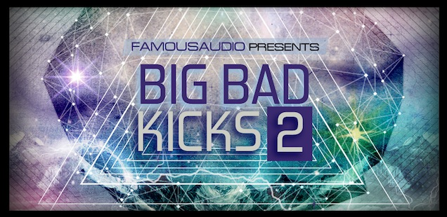 Big Bad Kicks 2 EDM Wav Files - Free Samples
