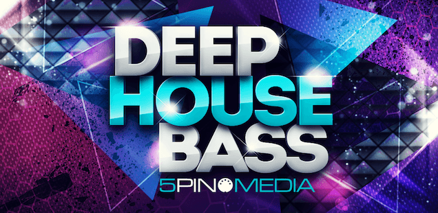 Deep House Bass Sample Library & Midi Free Samples