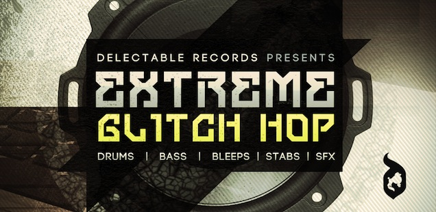 Extreme Glitch Hop Apple Loops & wav Files - Free Samples