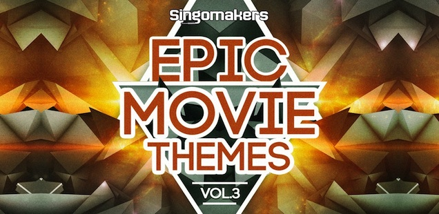 Epic Movie Themes Vol. 3 MIDI & Sample Library – Free Samples