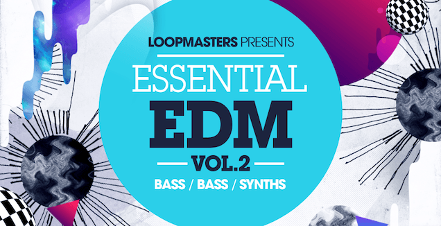 Essential EDM Vol. 2 Samples Library + MIDI - FRee Samples
