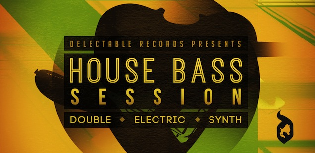 House Bass Session Apple Loops & Wav - Free Samples