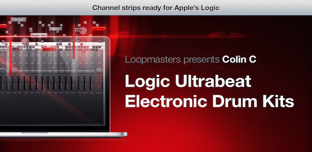 22 Logic Ultrabeat Electronic Drum Kits