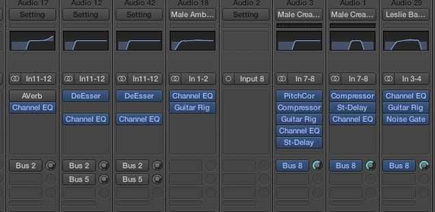 Logic Pro X – Mixing Part 1 Getting Started, Volume, Pan, dBFS, Pan Law