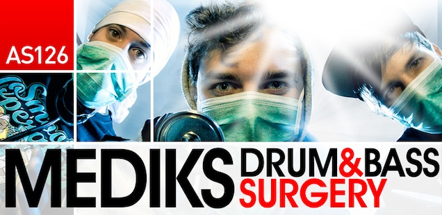 Mediks Drum & Bass Surgery Sample Library - Free Samples