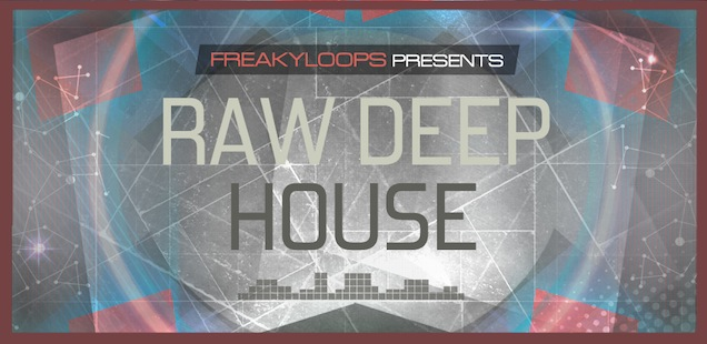 Raw Deep House Sample Library