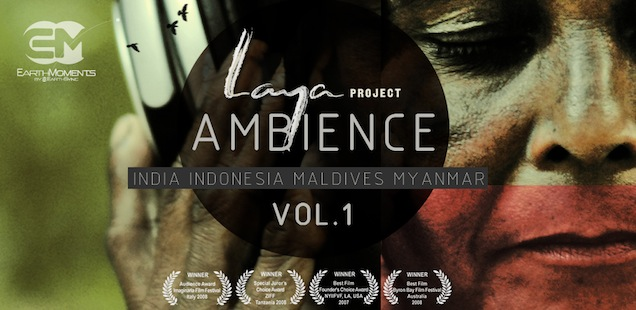 The Laya Project - Ambience Vol. 1 Sample Library