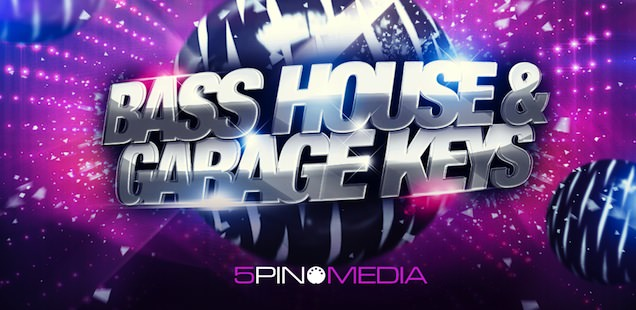 Bass House & Garage Keys MIDI & Sample Library – Free Samples