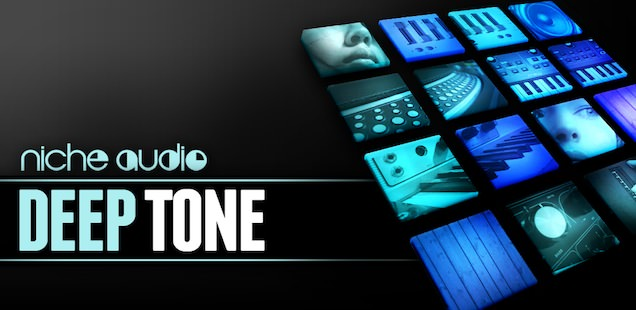 Deep Tone Kits for Maschine and Ableton Live