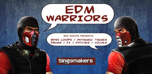 EDM Warriors Sample Library & Midi – Free Samples