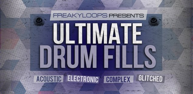 Ultimate Drum Fills Sample Library – WAV – Free Samples