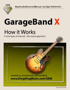 COVER GarageBandX - How it Works 2014-0320