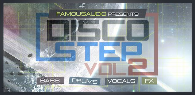 391 Loops & Samples Discostep Vol. 2 – Free Samples