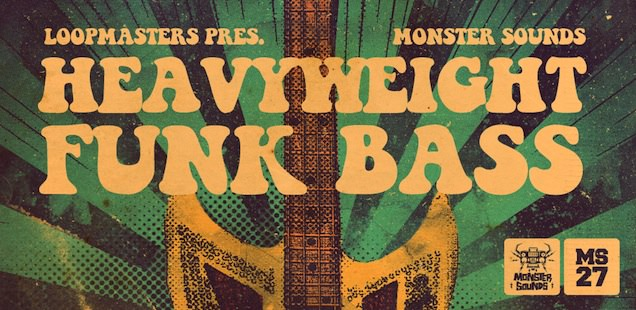 Heavyweight Funk Bass Sample Library – Free Samples