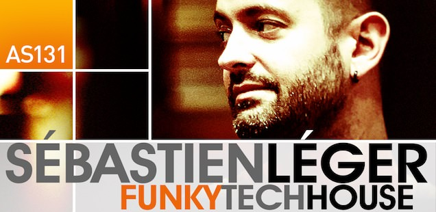 Sebastien Leger – Funky Tech House Sample Library – Free Samples