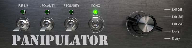 Panipulator 2 Free Plugin Check How Your Mixes Will Translate to Different Systems
