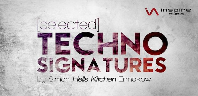 Selected Techno Signatures Sample Library – Free Samples