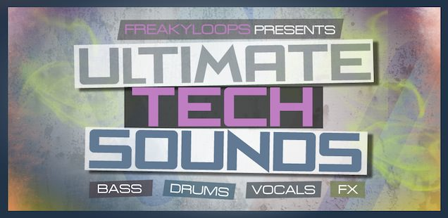387 Loops & Hits Ultimate Tech Sounds Sample Pack – Free Samples