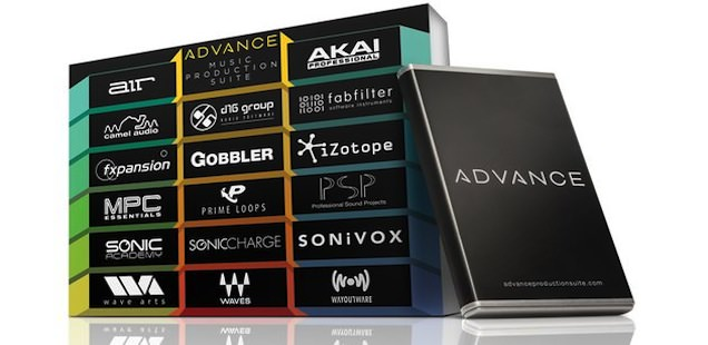 Advance Music Production Suite offers $5,000 Worth Of Plugins & Samples for $599
