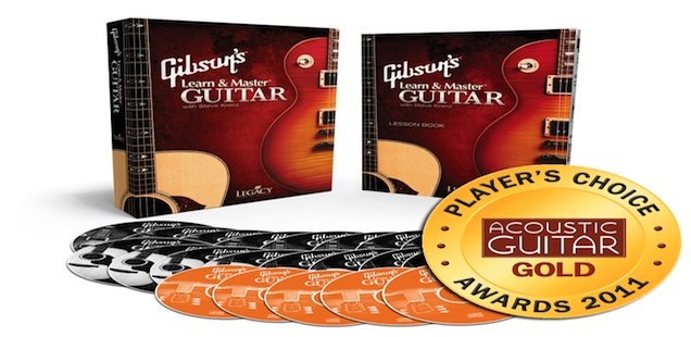 Gibson's Learn & Master Video Guitar Course