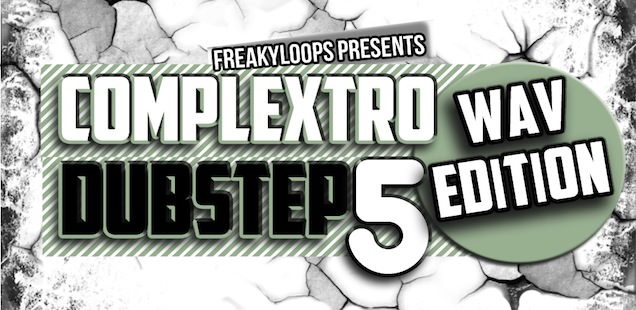 294 Complextro & Dubstep Samples – WAV
