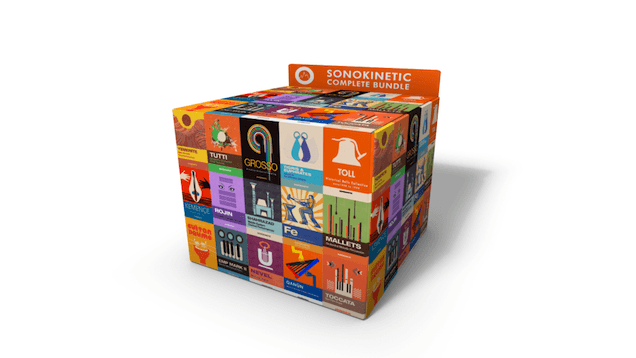 Win The Entire Sonokinetic Library Worth $4276
