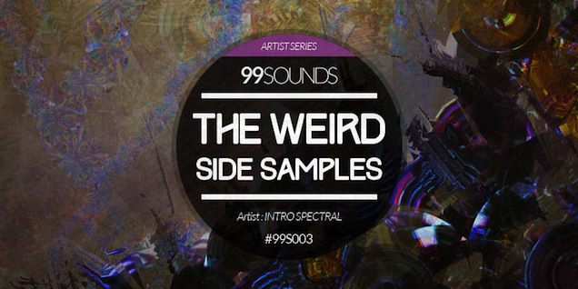 Free Glitch Samples From 99 Sounds – The Weird Side Samples
