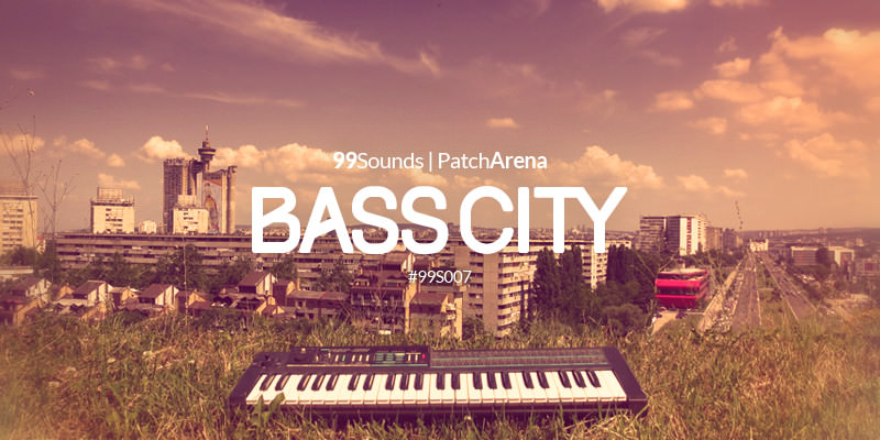Free 26 multi-sampled patches Synthesized Bass Samples