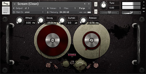 EPIC Kontakt Module For Vocal Samples Heard on tracks by Kanye West, Lana Del Ray, Pusha T & More