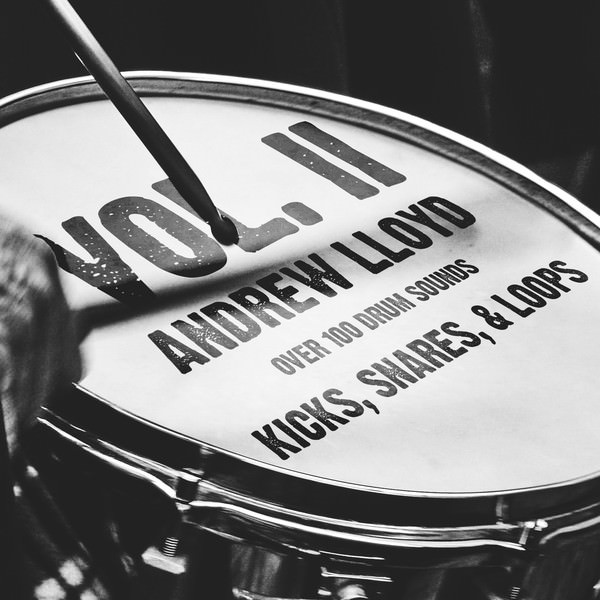 Grammy Nominated Producer Andrew Lloyd is Sharing His Own Hand Made Drum Samples