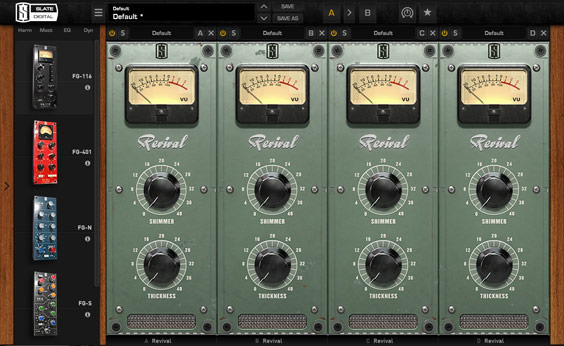 Slate Digital Revival Virtual Mix Rack Plugin Review FREE Sonic Enhancer Plugin