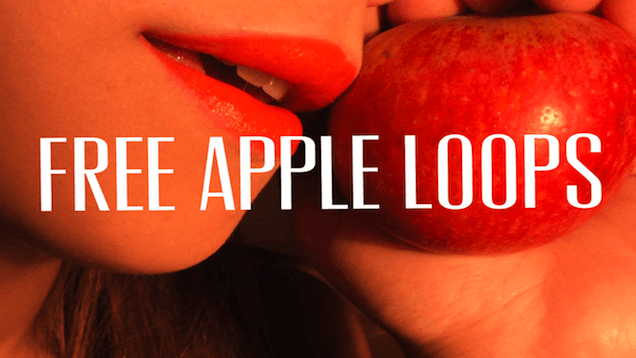 Free Apple Loops for Logic Pro & GarageBand