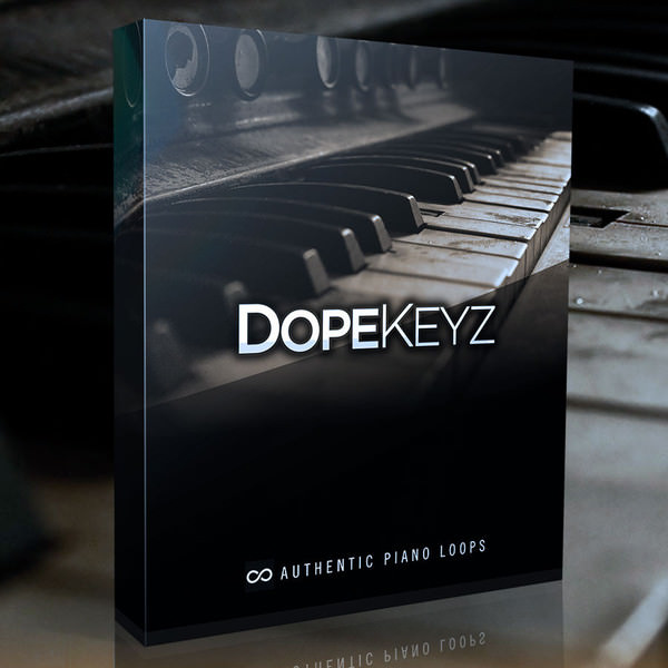 200 DopeKeyz Urban Themed Sample Pack Wav & MIDI Piano