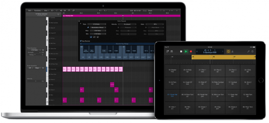 Logic Pro X 10.1 Packs Big Free Update with Useful Features