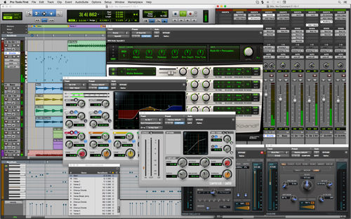 Avid Announces Free Version of Pro Tools