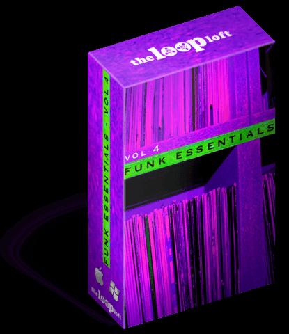 210 Funk Drum Loops Funk Essentials Vol 4