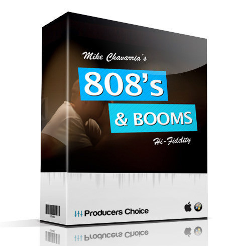48 Unique Takes On The Classic 808 Kick – Kicks & Boom Samples