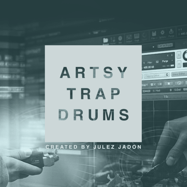 "Artsy Trap ""The Worlds Most Creative Drum Kit"""