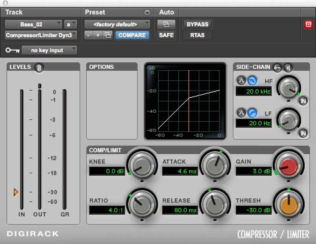 How to Setup a Compressor for any Instrument, Song or Genre
