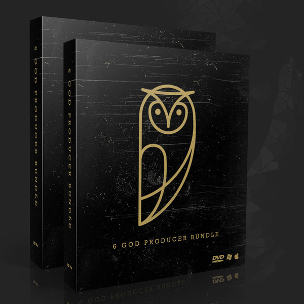"Master The ""OVO Sound"" – Get Three OVO Inspired Sample Packs For The Price Of One!"
