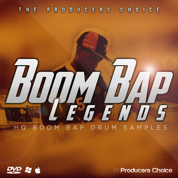 Boom Bap Drum Kits & 50 Breaks