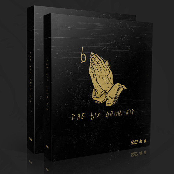 """The 6ix"" Drum Kit: Inspired by the sounds of Drake, The Weeknd, Noah ""40"" Shebib, PARTYNEXTDOOR etc"